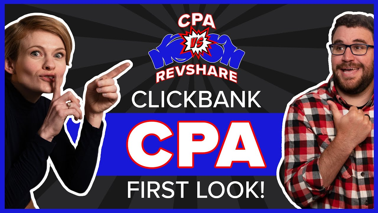 ClickBank Now Supports CPA Marketing - Full ClickBank Tutorial 2021